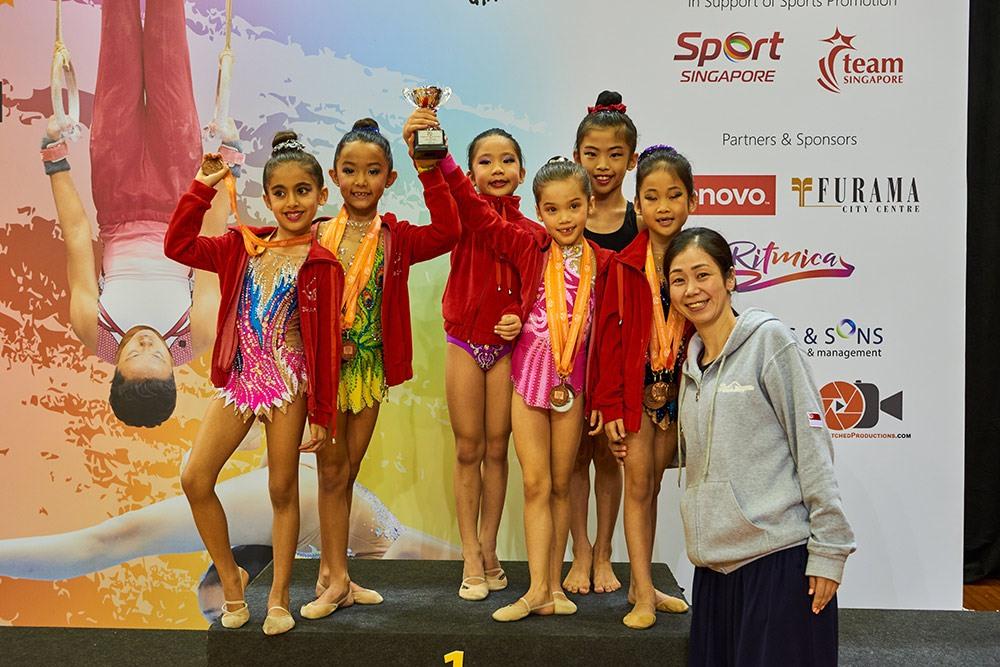 Singapore Gymnastics Open Championships 2019 20