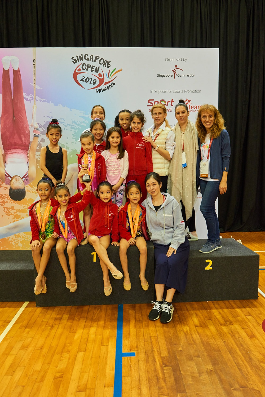 Singapore Gymnastics Open Championships 2019 34