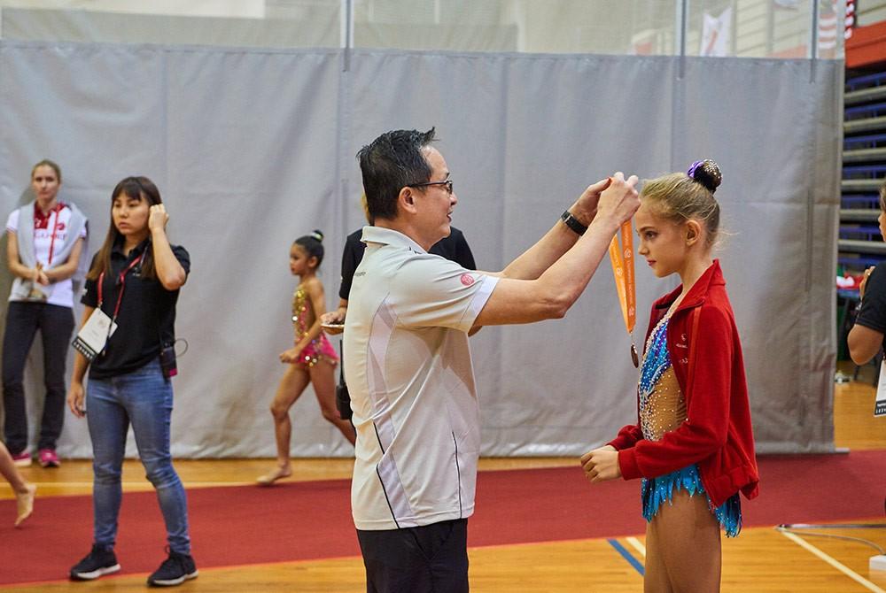 Singapore Gymnastics Open Championships 2019 38