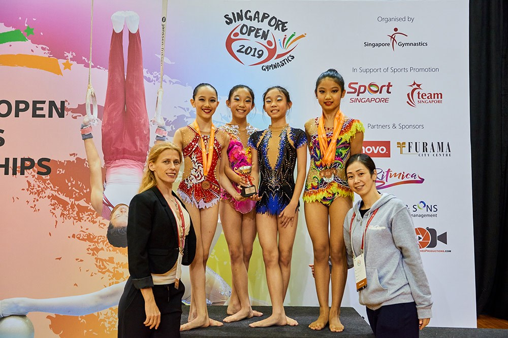 Singapore Gymnastics Open Championships 2019 41