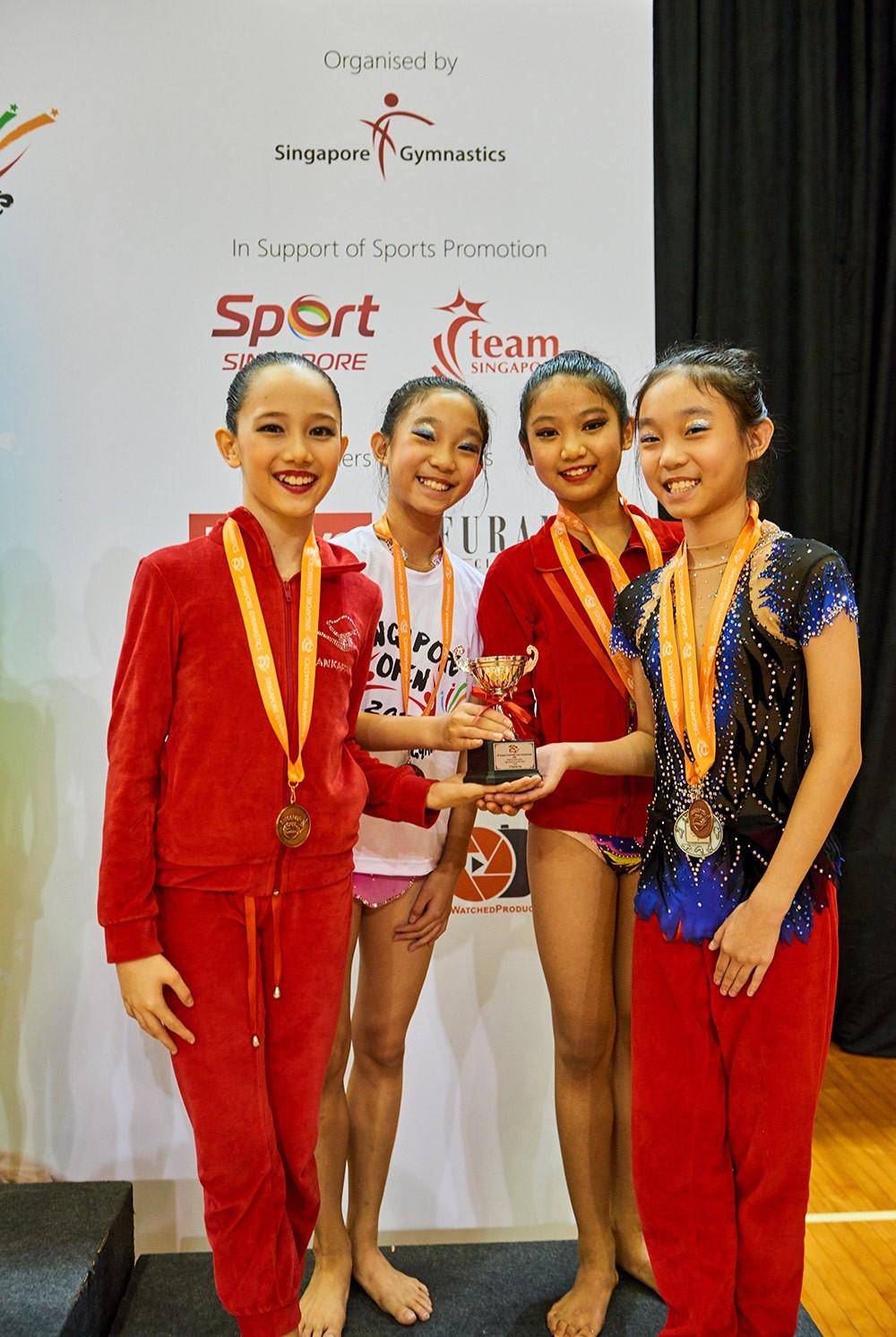 Singapore Gymnastics Open Championships 2019 43