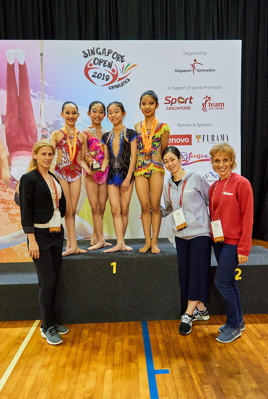 Singapore Gymnastics Open Championships 2019 44
