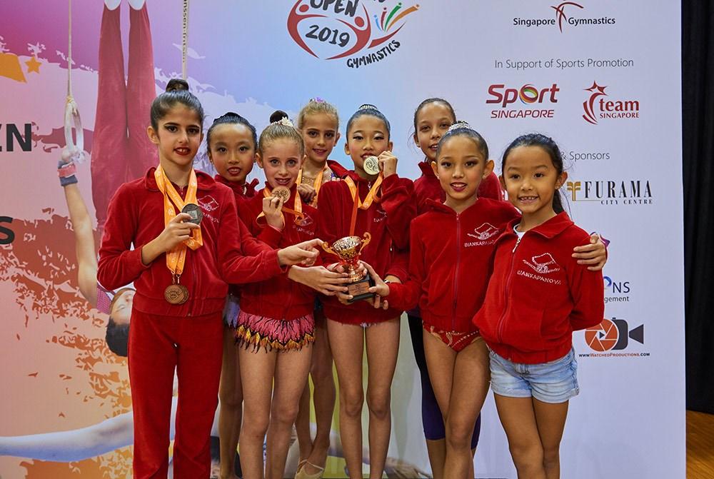 Singapore Gymnastics Open Championships 2019 50