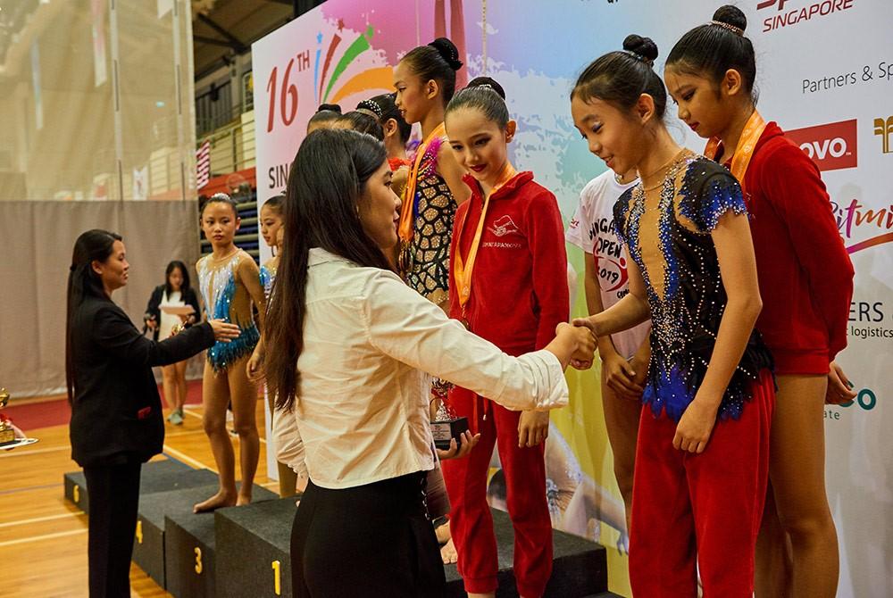 Singapore Gymnastics Open Championships 2019 52