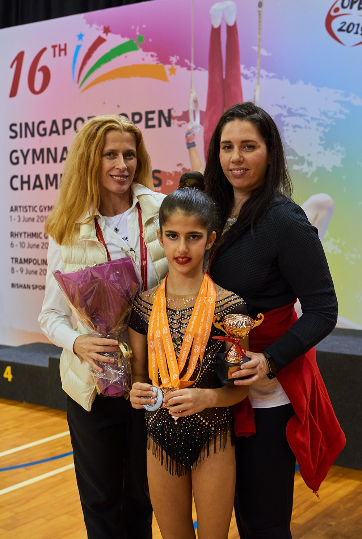 Singapore Gymnastics Open Championships 2019 56