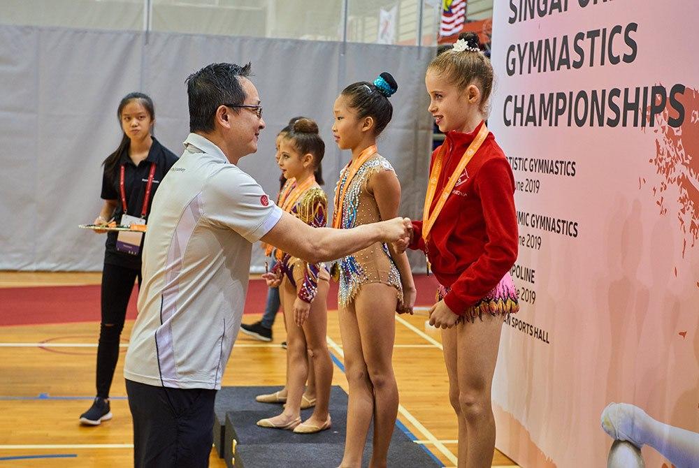 Singapore Gymnastics Open Championships 2019 57