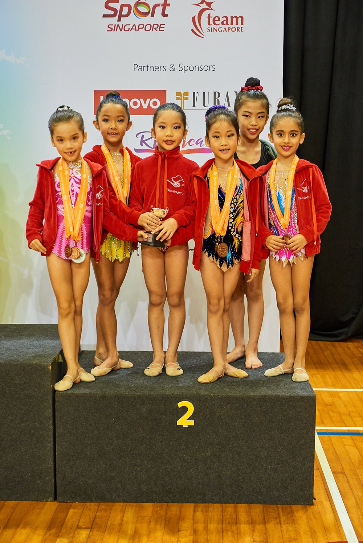 Singapore Gymnastics Open Championships 2019 63
