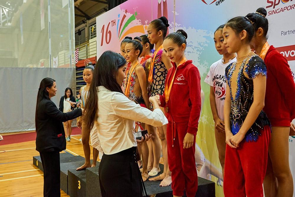 Singapore Gymnastics Open Championships 2019 66