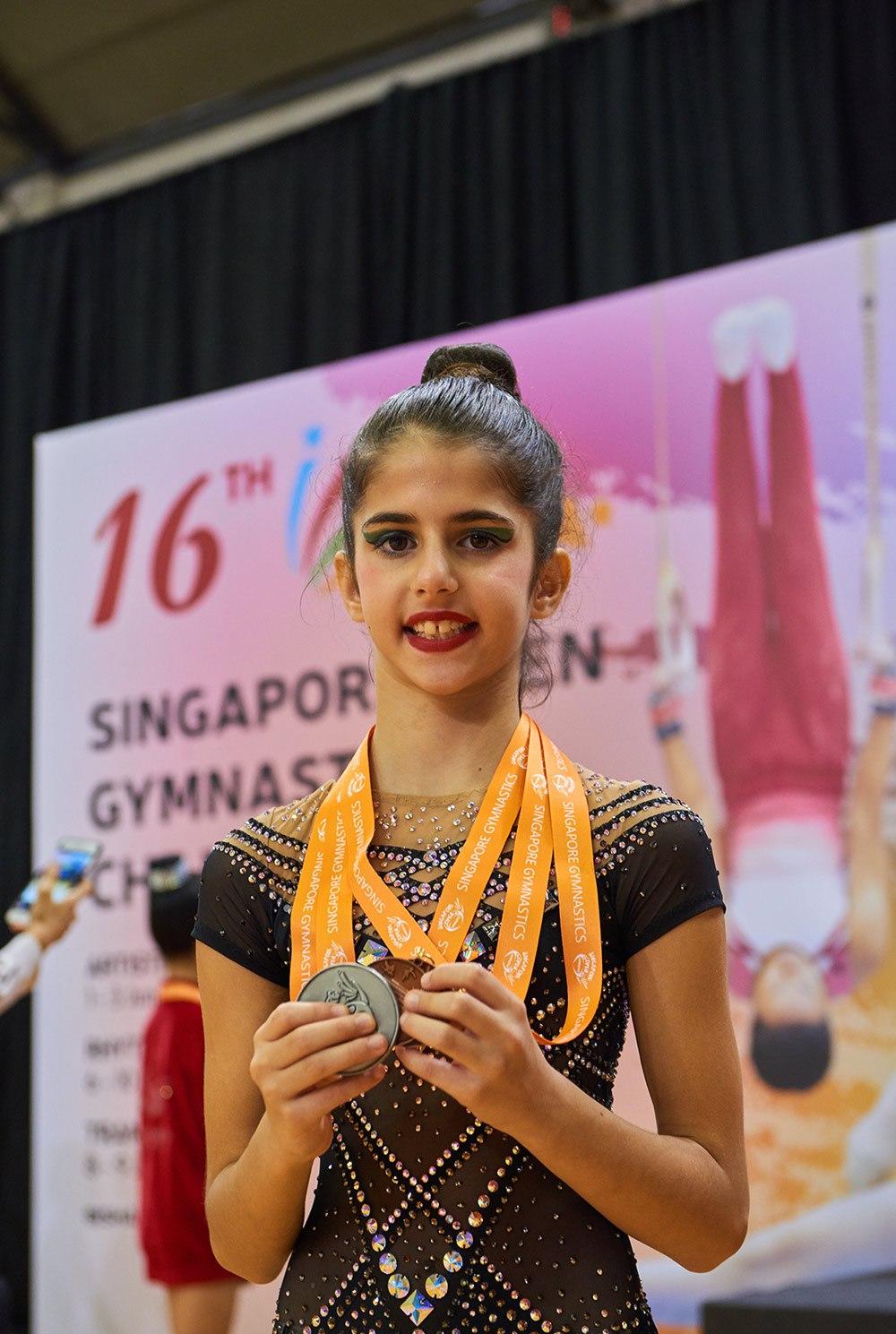 Singapore Gymnastics Open Championships 2019 72