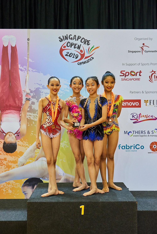 Singapore Gymnastics Open Championships 2019 73