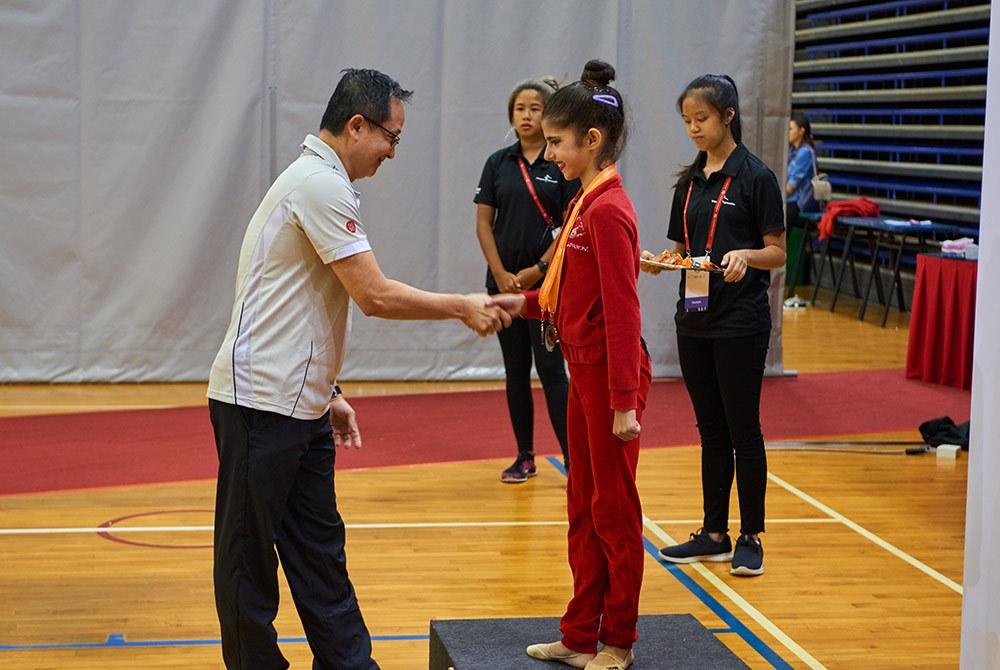 Singapore Gymnastics Open Championships 2019 75
