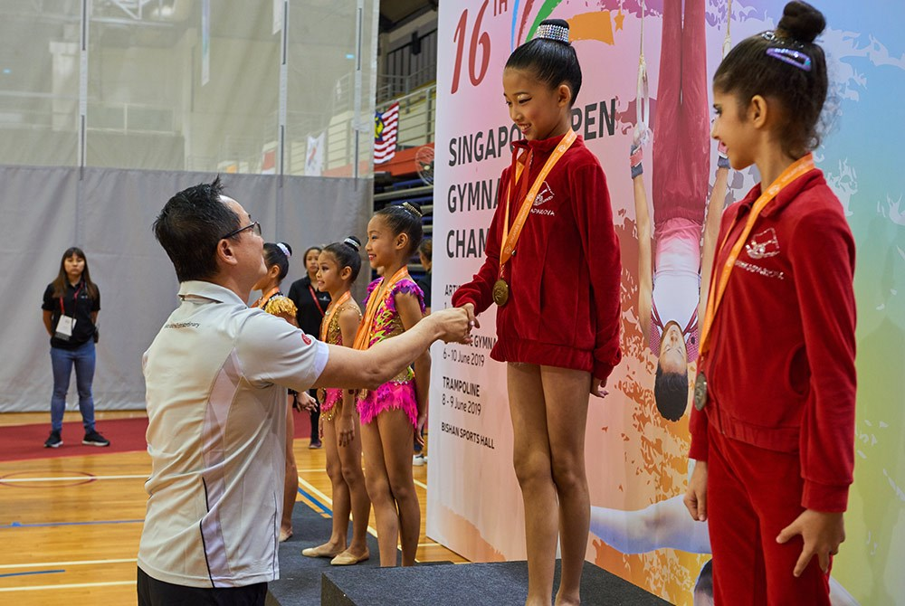 Singapore Gymnastics Open Championships 2019 8