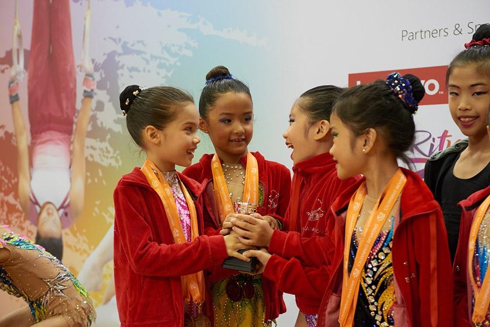 Singapore Gymnastics Open Championships 2019 80