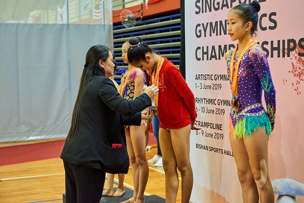 Singapore Gymnastics Open Championships 2019 84