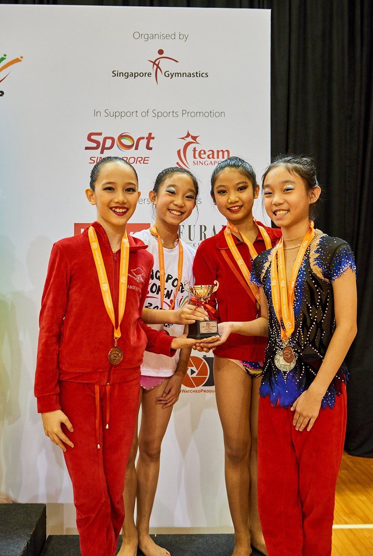 Singapore Gymnastics Open Championships 2019 85