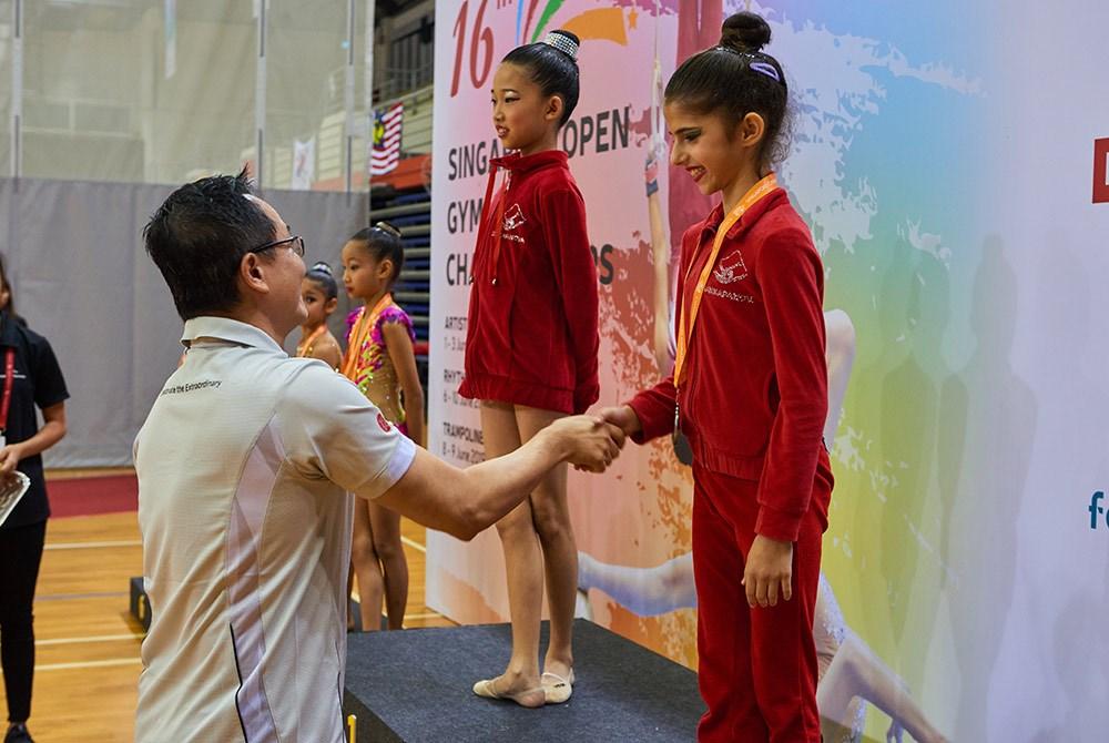 Singapore Gymnastics Open Championships 2019 86