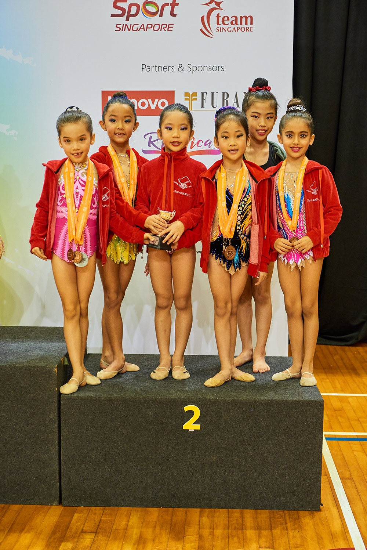Singapore Gymnastics Open Championships 2019 87