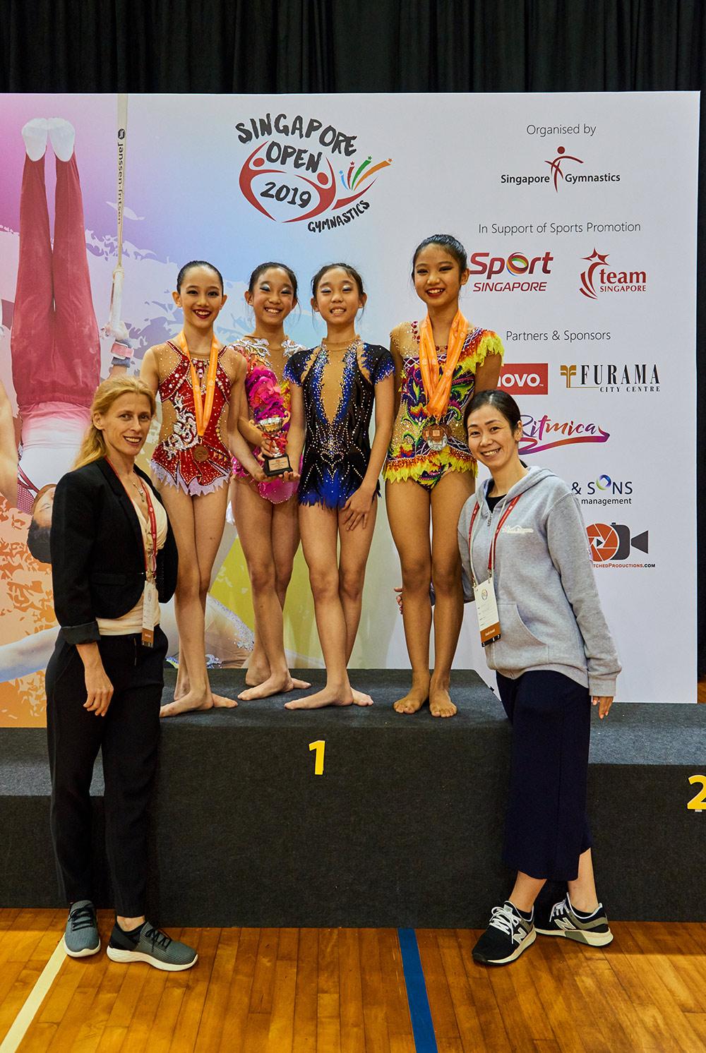 Singapore Gymnastics Open Championships 2019 88