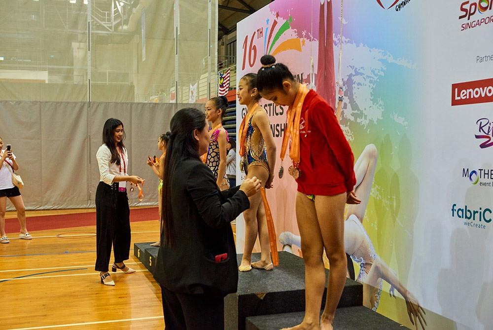 Singapore Gymnastics Open Championships 2019 9