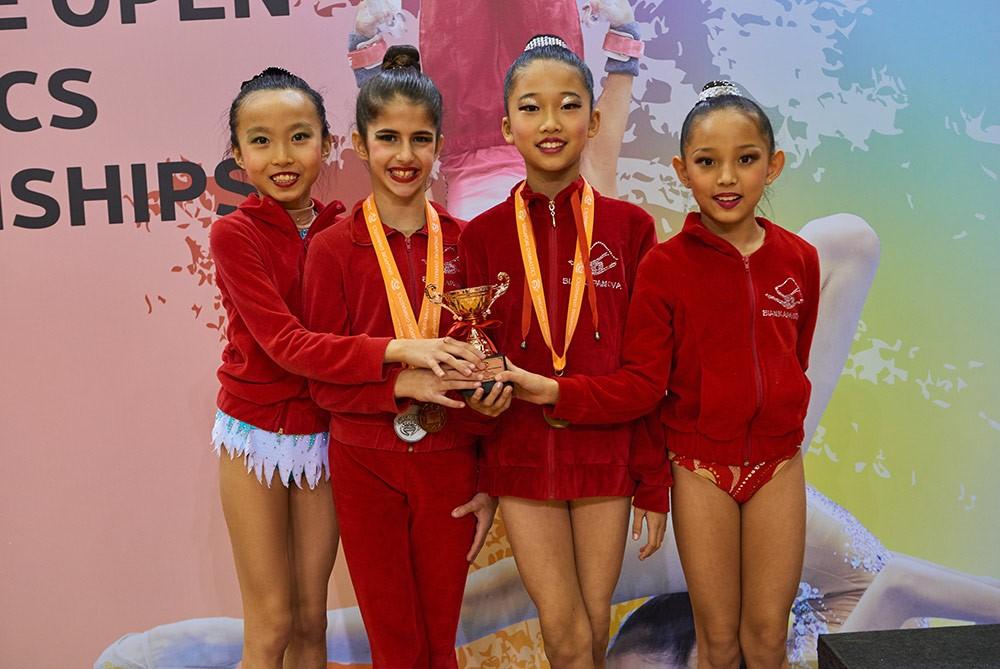 Singapore Gymnastics Open Championships 2019 91