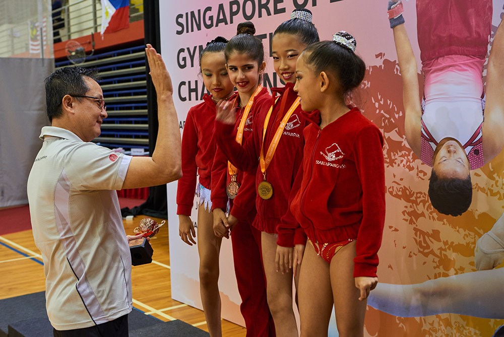 Singapore Gymnastics Open Championships 2019 92