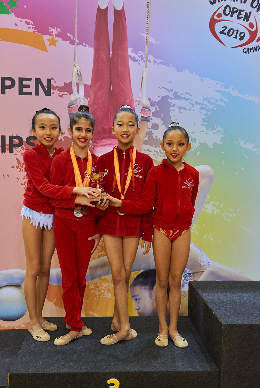Singapore Gymnastics Open Championships 2019 94