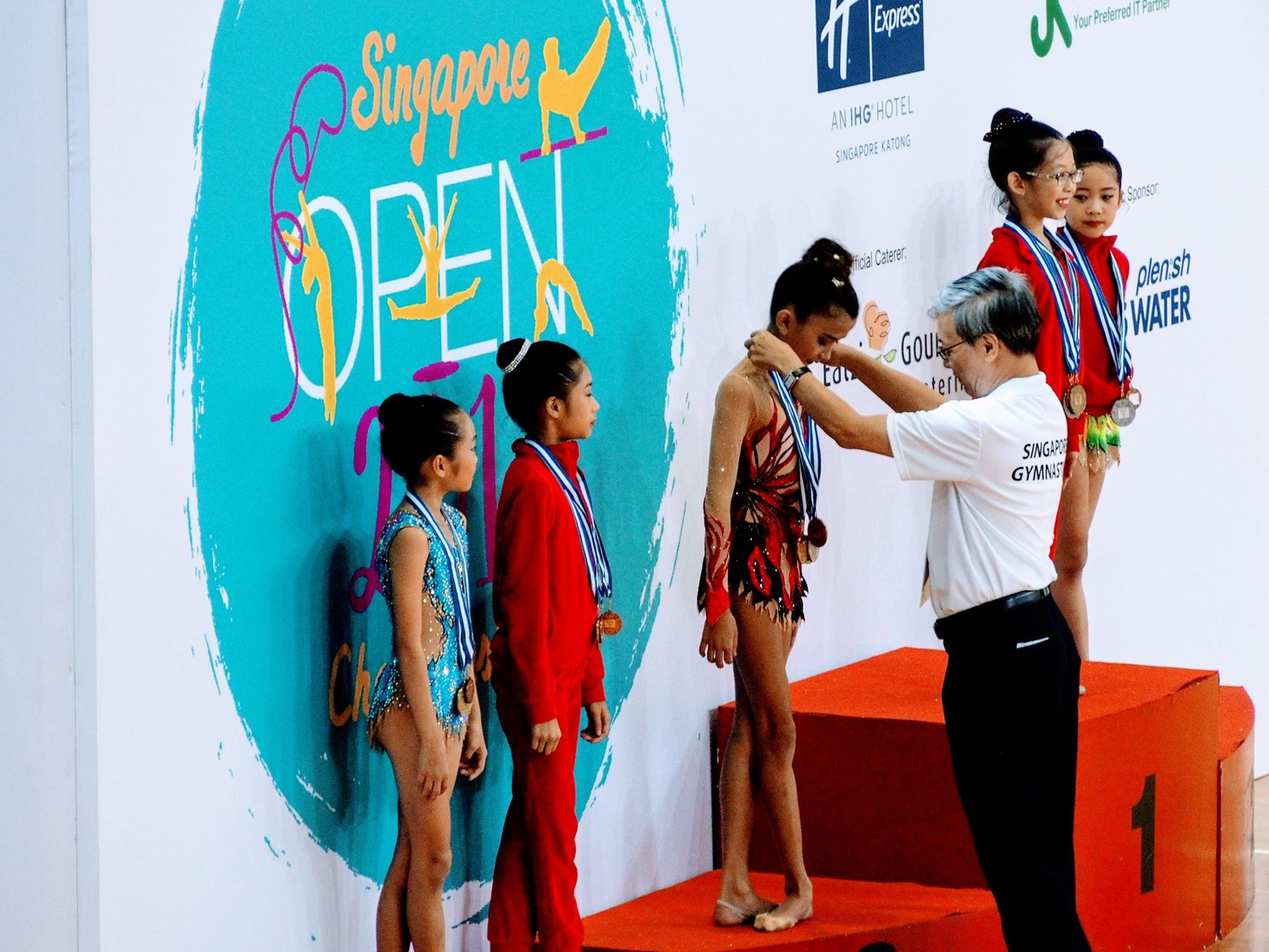 Singapore Gymnastics Open Local Event 2017
