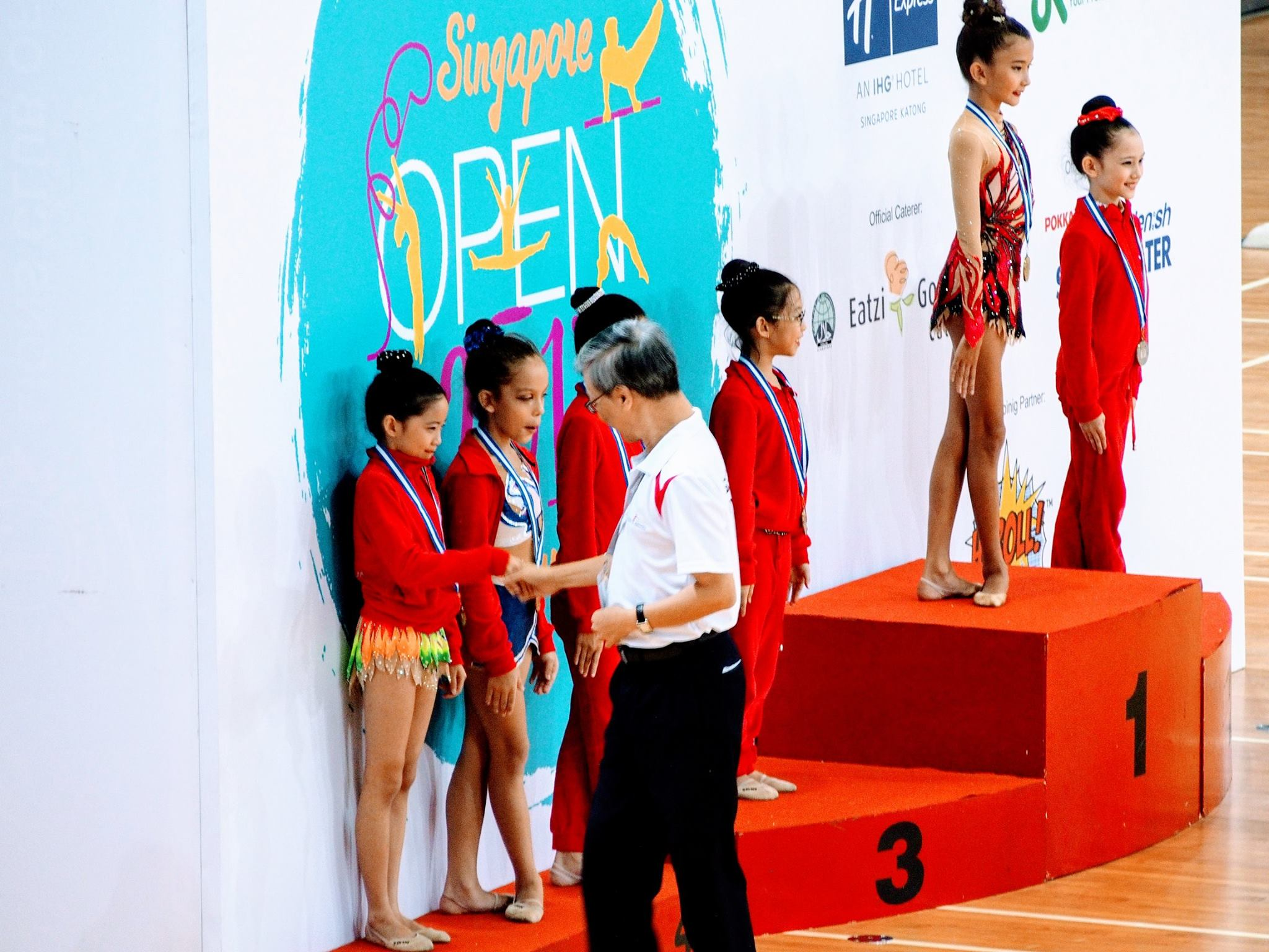 Singapore Gymnastics Open Local Event 2017 14