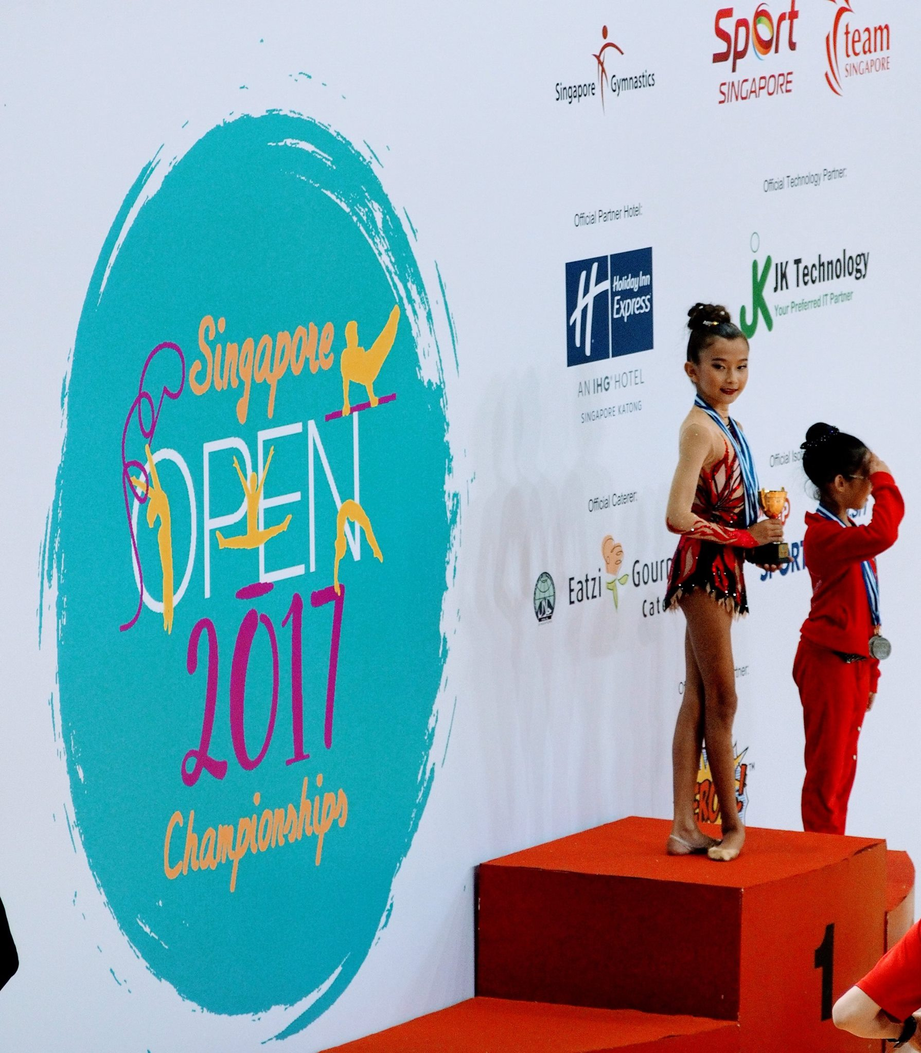Singapore Gymnastics Open Local Event 2017 16