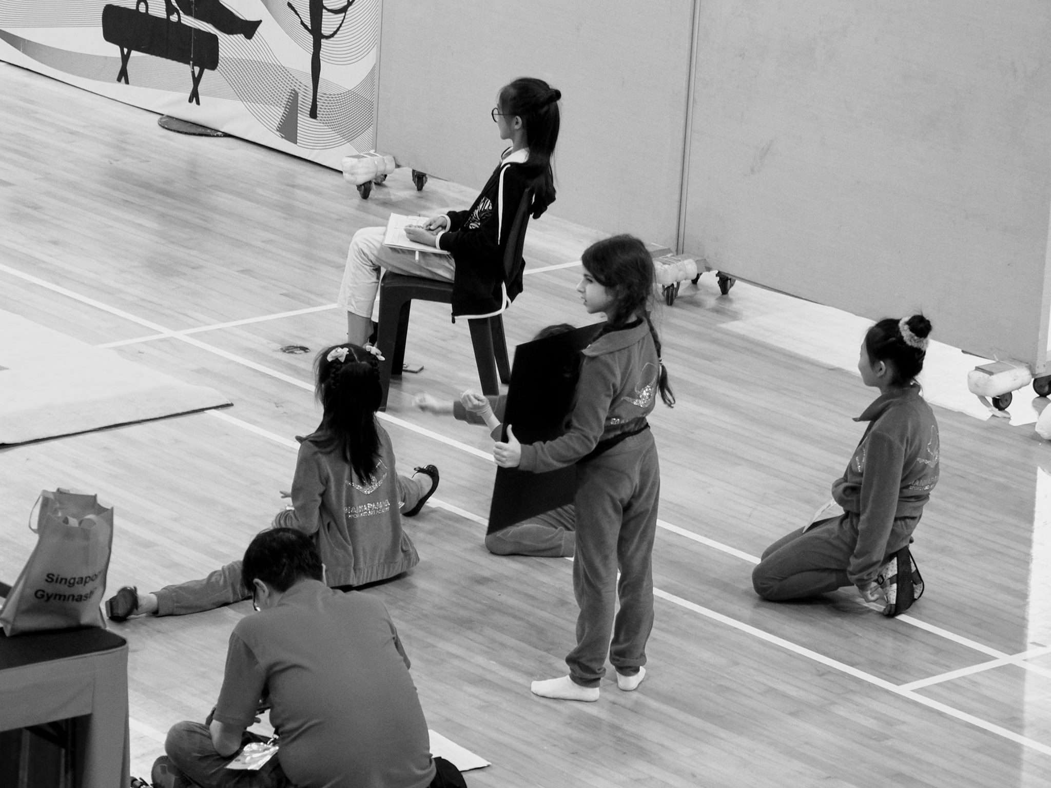 Singapore Gymnastics Open Local Event 2017 19