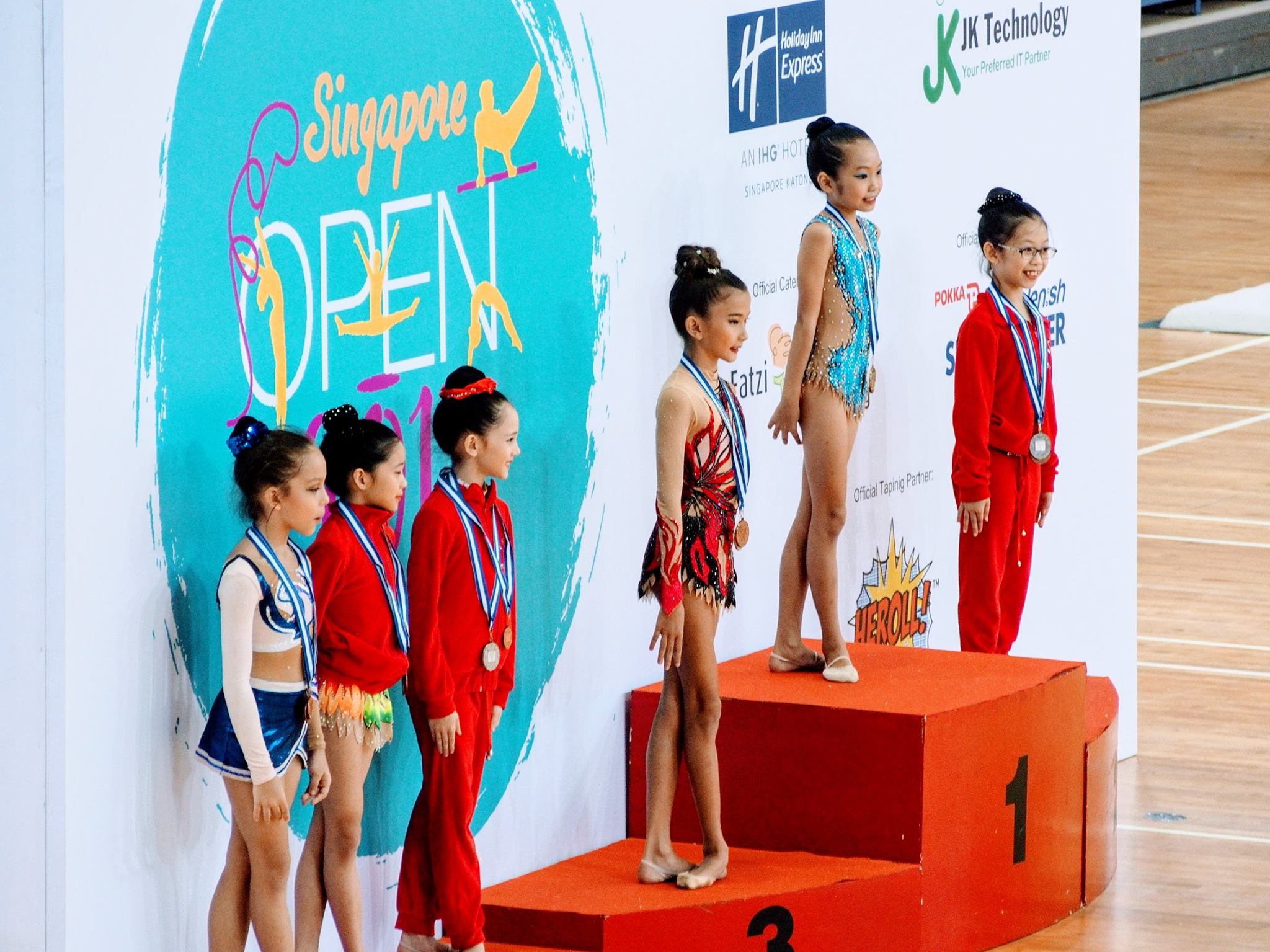 Singapore Gymnastics Open Local Event 2017 21