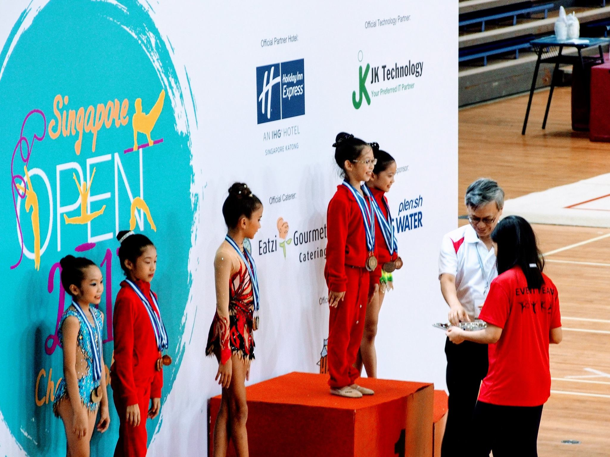 Singapore Gymnastics Open Local Event 2017 23