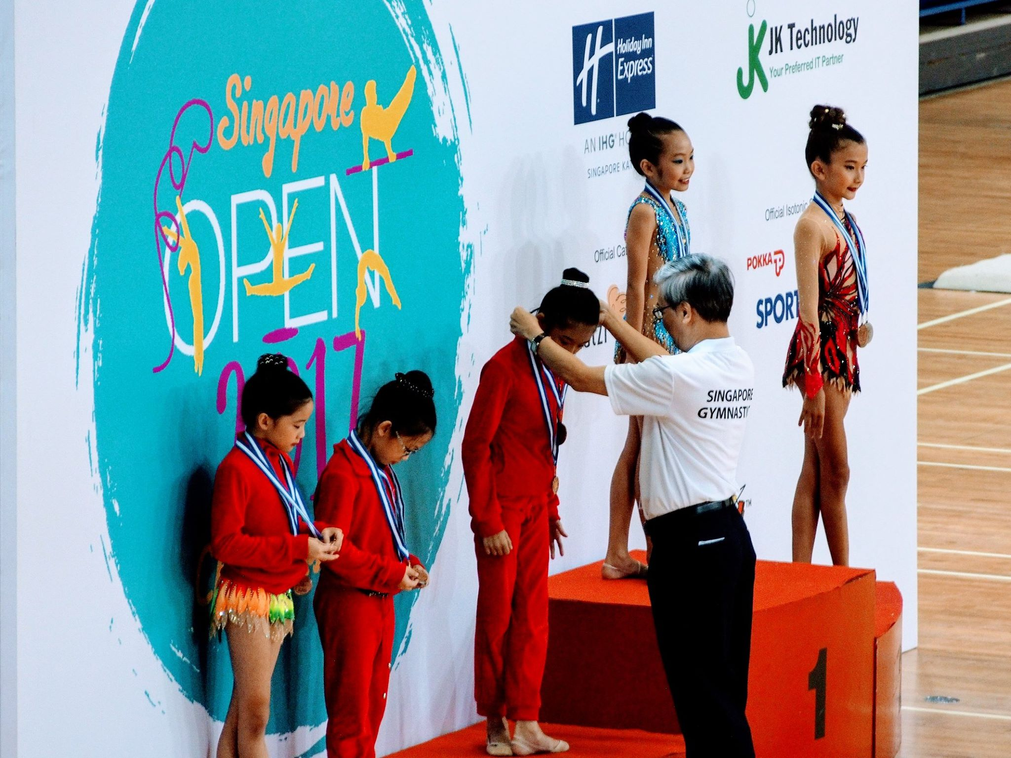 Singapore Gymnastics Open Local Event 2017 24