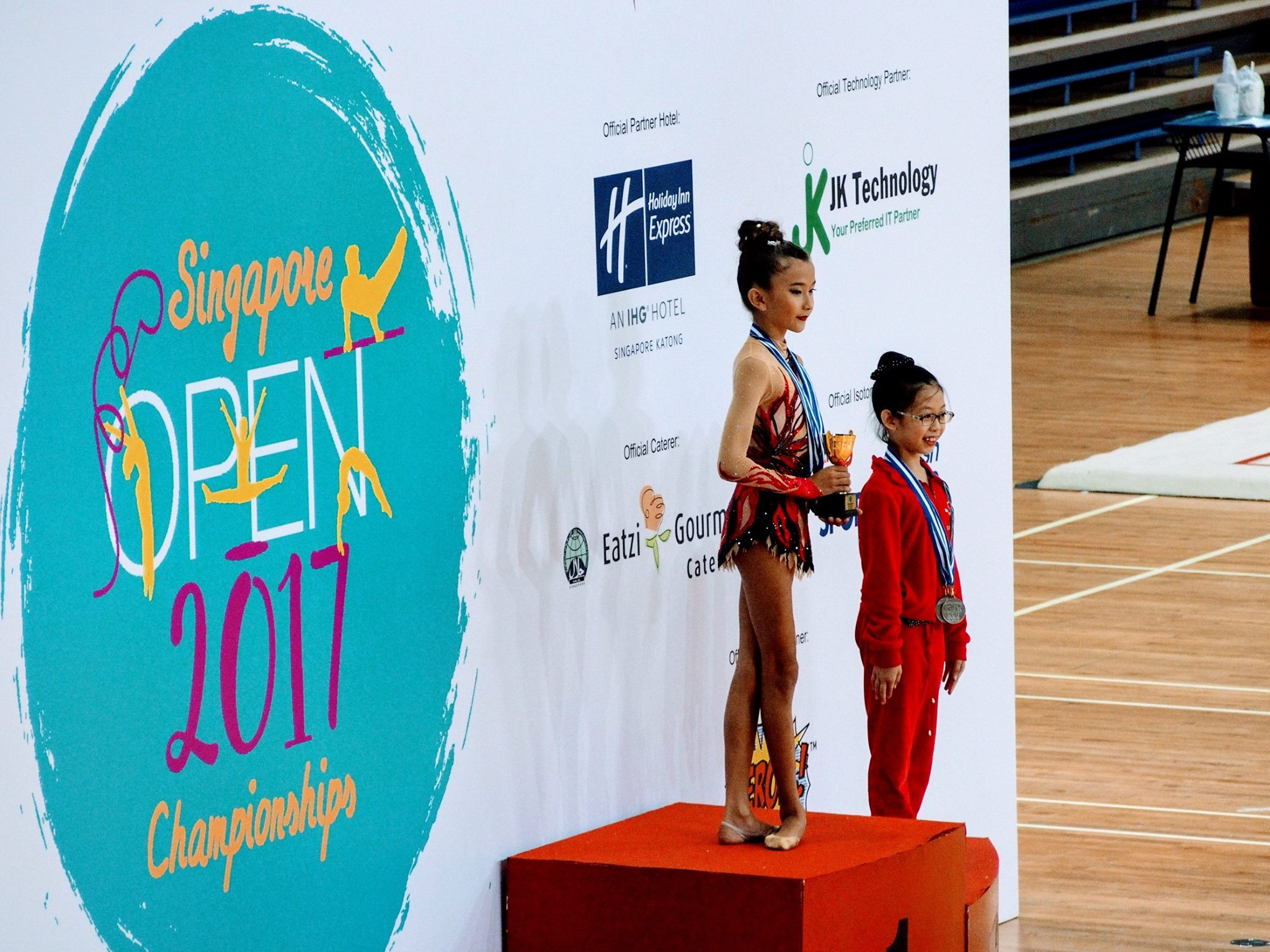 Singapore Gymnastics Open Local Event 2017 25