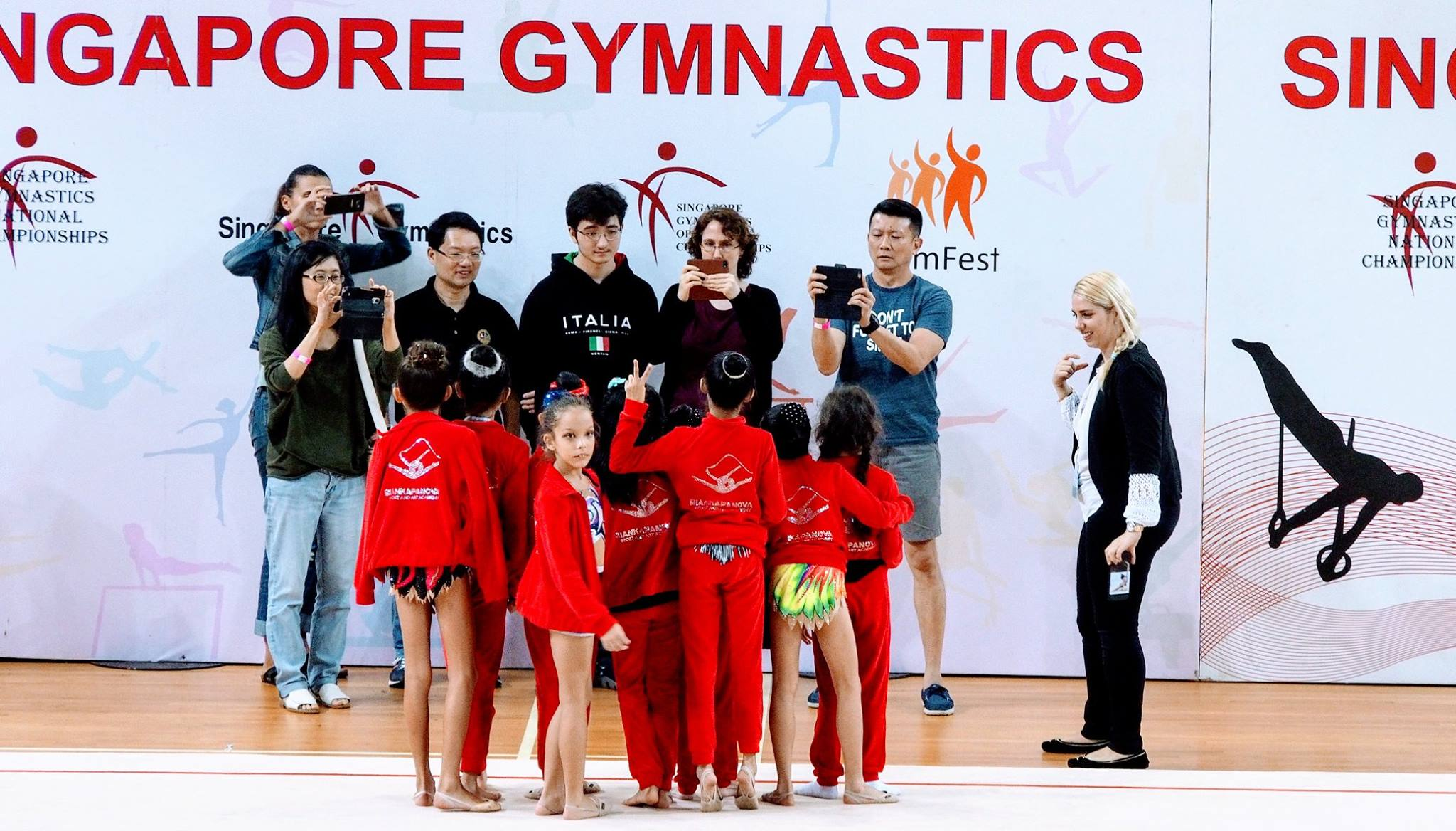 Singapore Gymnastics Open Local Event 2017 28