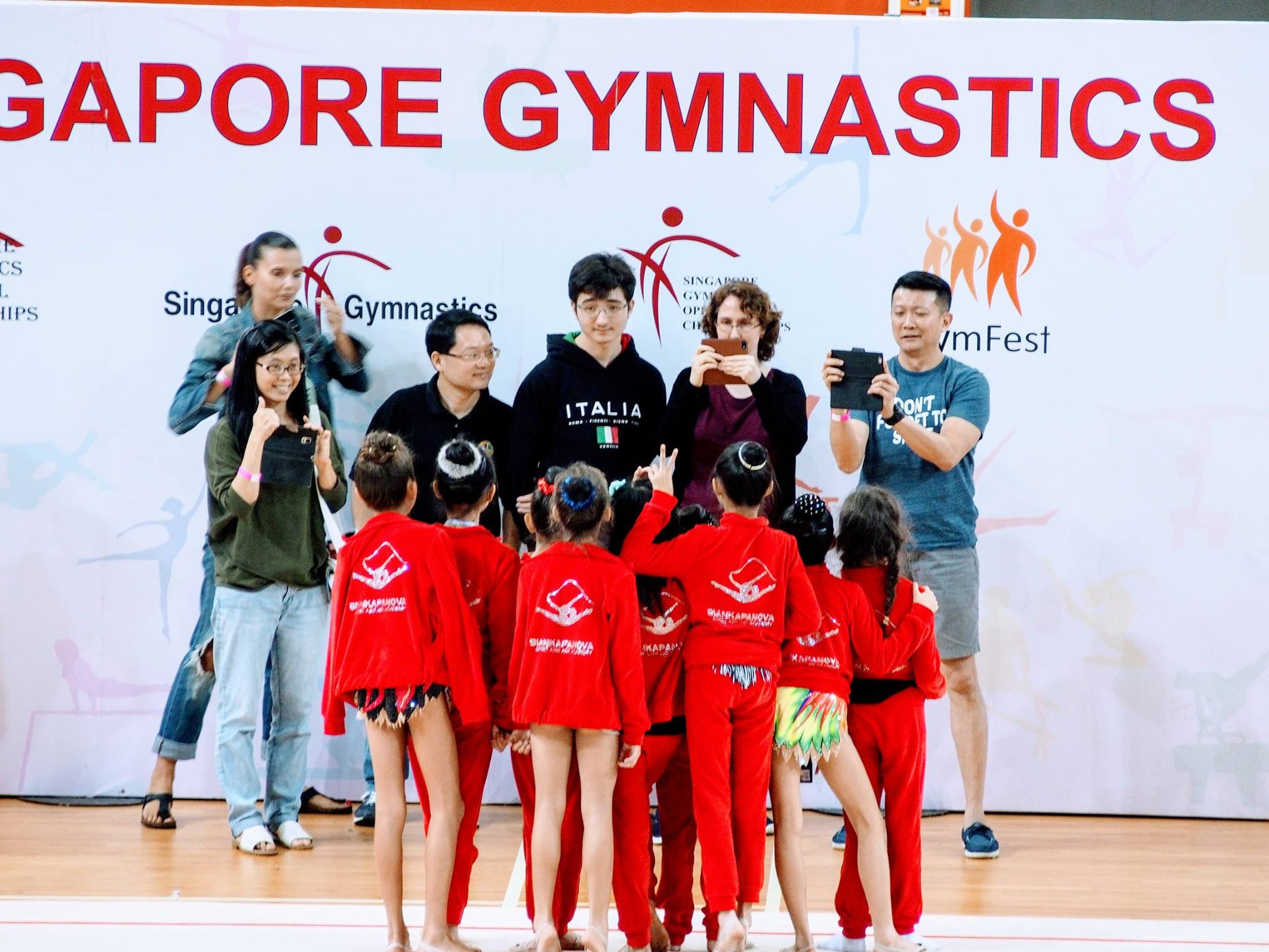 Singapore Gymnastics Open Local Event 2017 29
