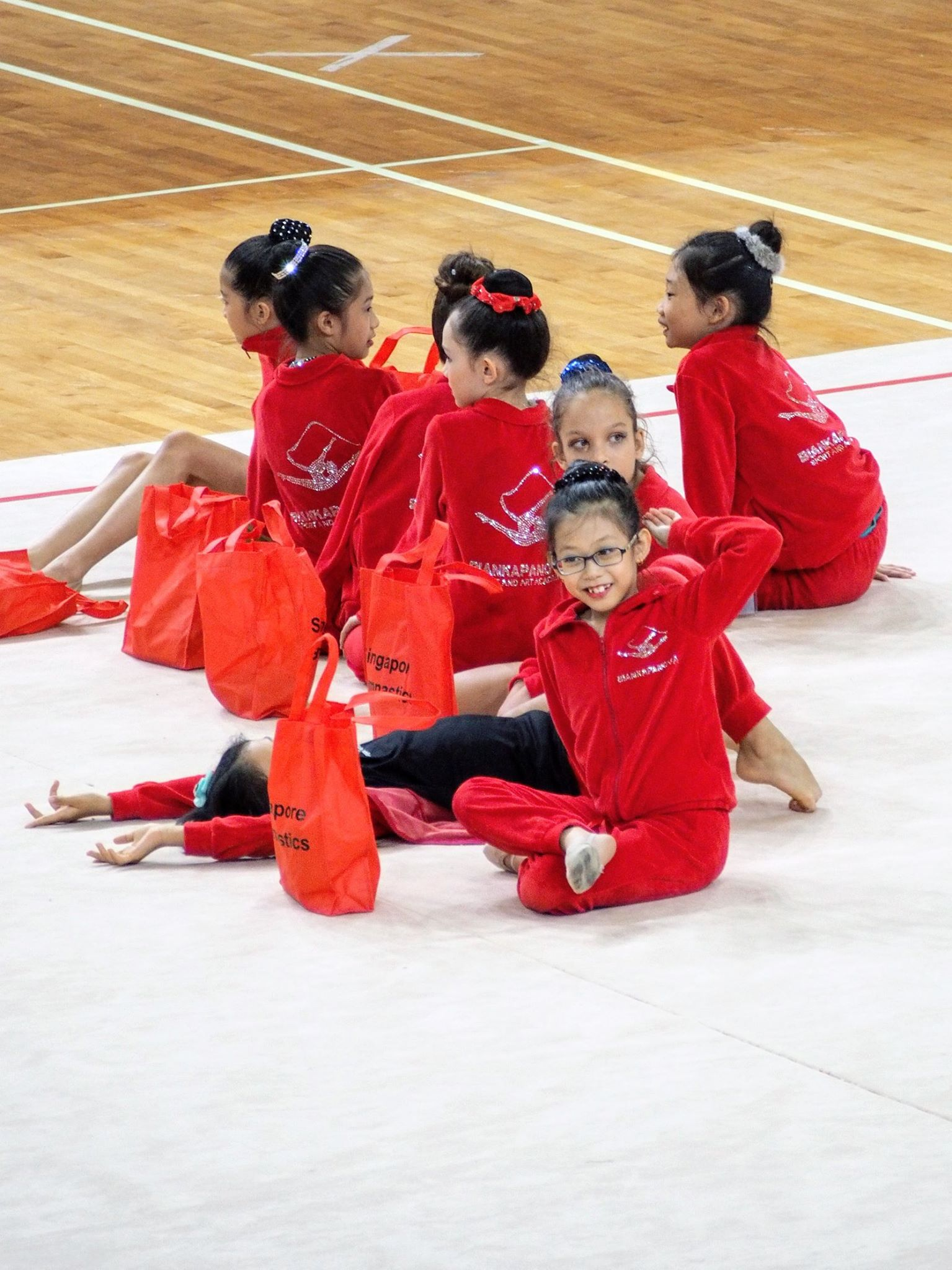 Singapore Gymnastics Open Local Event 2017 6
