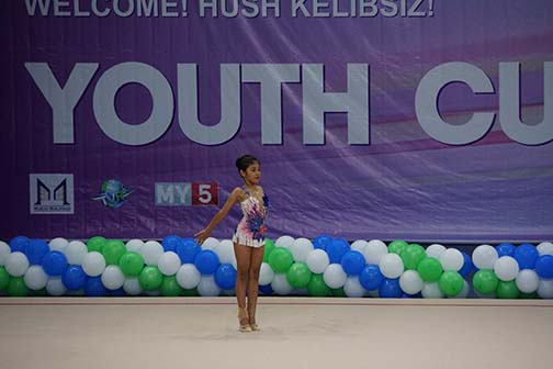 Tashkent Youth Cup 2018 2