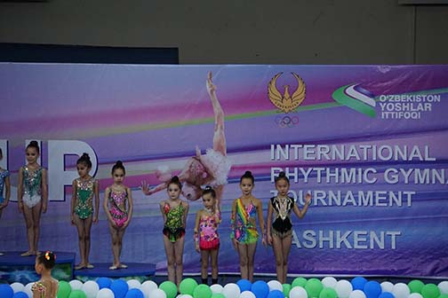 Tashkent Youth Cup 2018 34