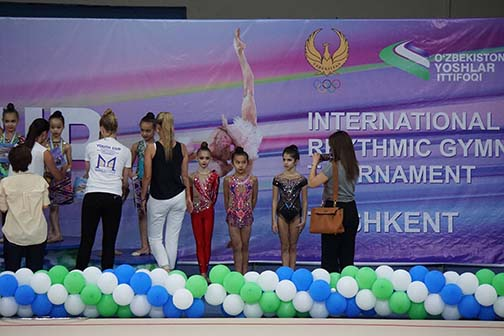 Tashkent Youth Cup 2018 37
