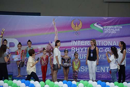 Tashkent Youth Cup 2018 39