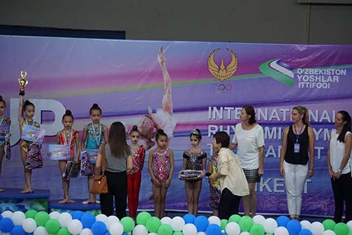 Tashkent Youth Cup 2018 40
