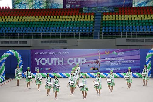 Tashkent Youth Cup 2018 5