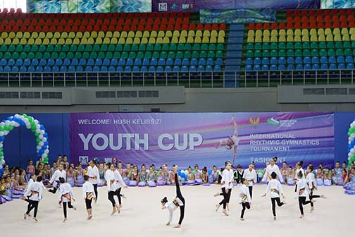 Tashkent Youth Cup 2018 7