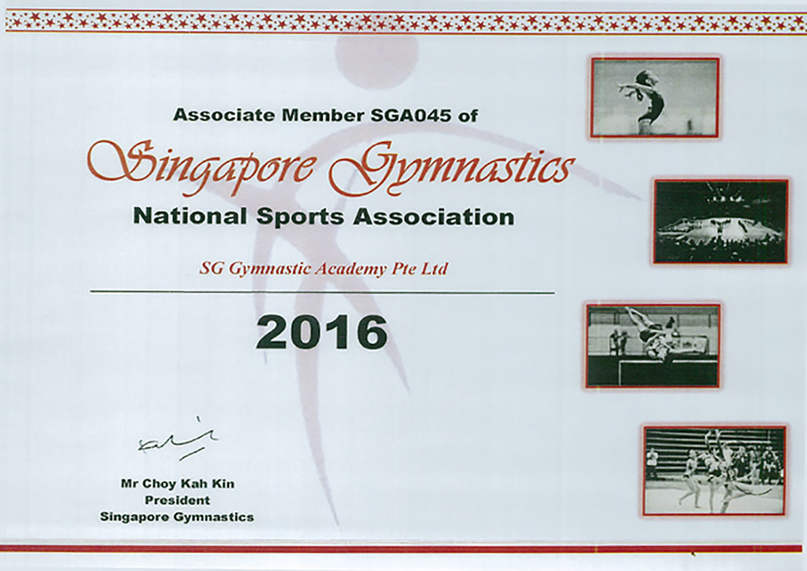 National Sports Association 2016